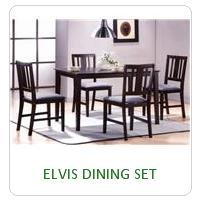 ELVIS DINING SET